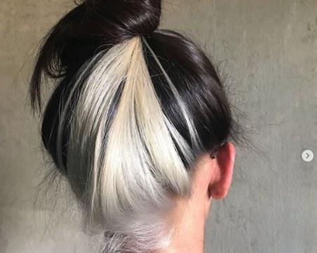 Тoзи вид боядисване на косата се разпространи в Instagram и е нов хит