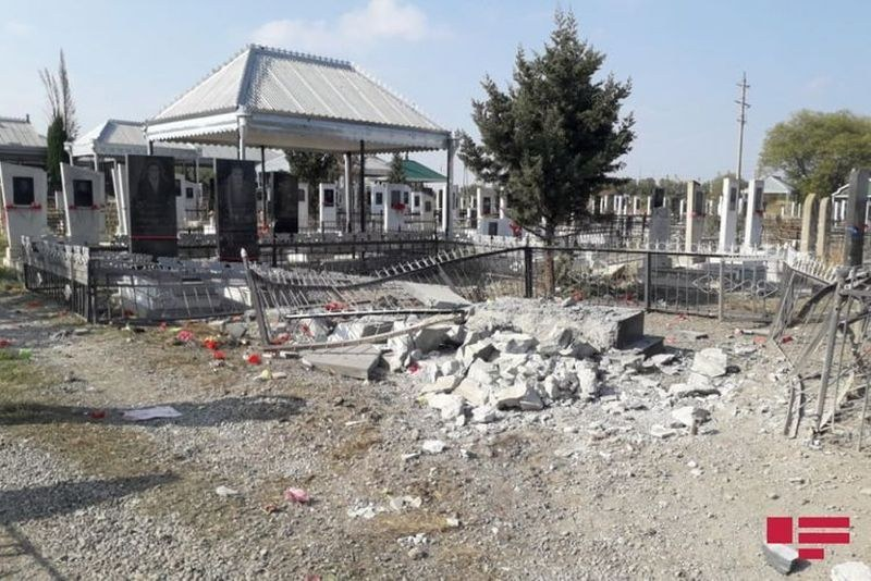 47 цивилни са убити, а 222 са в болница в Азербайджан след военните действия от Армения