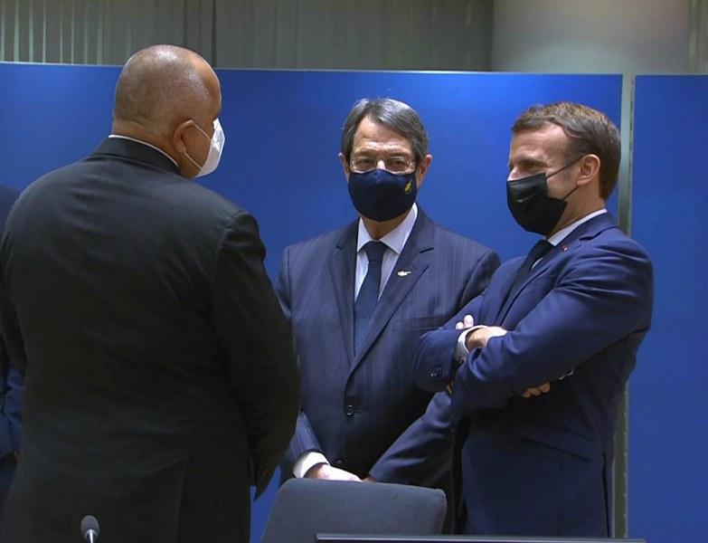 Борисов пред Макрон: ЕС трябва да действа заедно срещу COVID, но всяка страна трябва да има право на решение