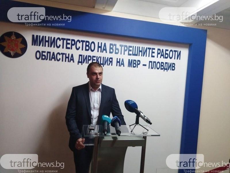 Директорът на пловдивската полиция: Да носим предпазните маски и да пазим медиците!