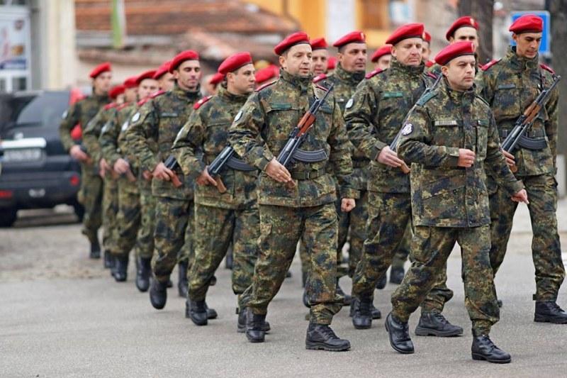 Започва най-мащабното учение на Сухопътните войски с участието на Карловската бригада