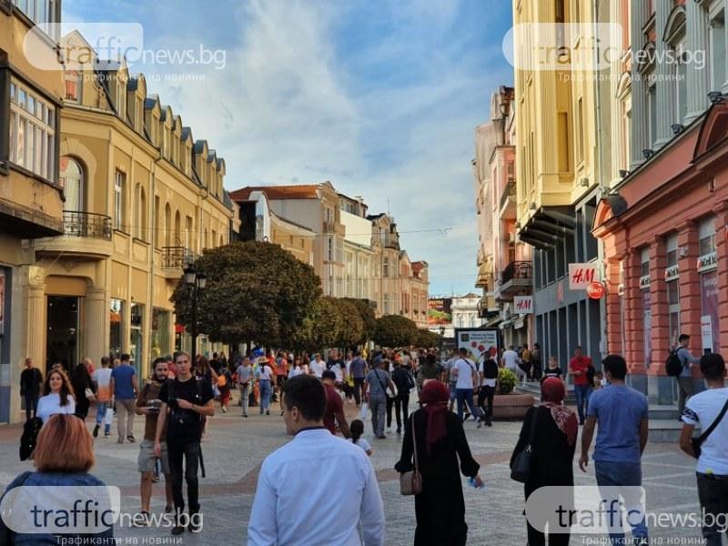 Масови хайки по магазините в Пловдив - глобяват клиенти и търговци  за маски
