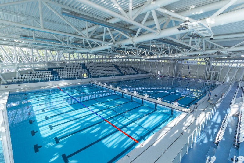 Пловдивски плувец с нов национален рекорд на турнир в Бургас