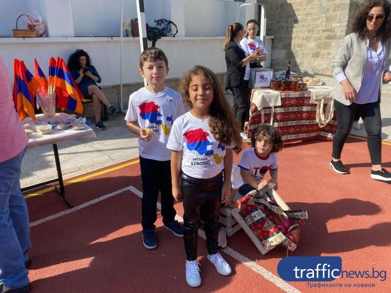 Арменският благотворителен базар събра 33 000 лв., парите отиват в Нагорни Карабах