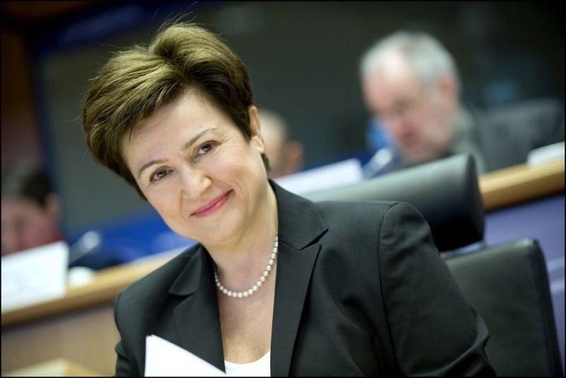 Кристалина Георгиева: Стандартът на живот ще се влоши, спадът в икономиката е безпрецедентен
