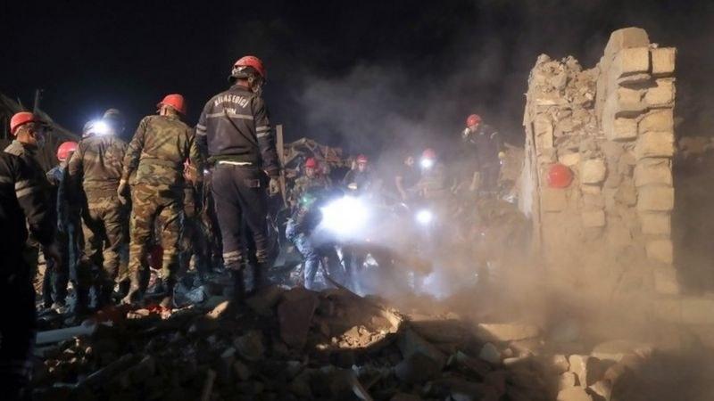 Примирието в Нагорни Карабах не издържа и четири минути