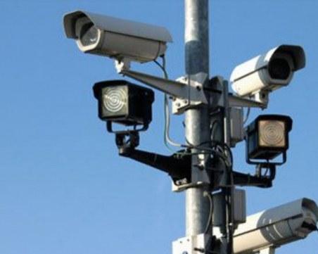 Камерите в София ще засичат говорещите по телефона
