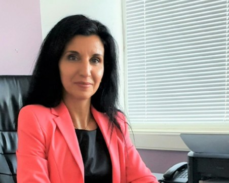 Ваня Христева встъпи в длъжност като заместник-апелативен прокурор на Пловдив