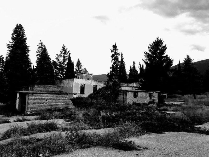 Недалеч от Пловдив: Halloween в изоставеното сиропиталище на Баткунската крепост