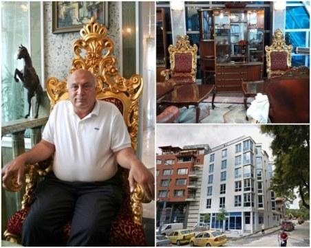 Дворец за 2 милиона в центъра на Пловдив: Цар Киро с нов опит да продаде имота си