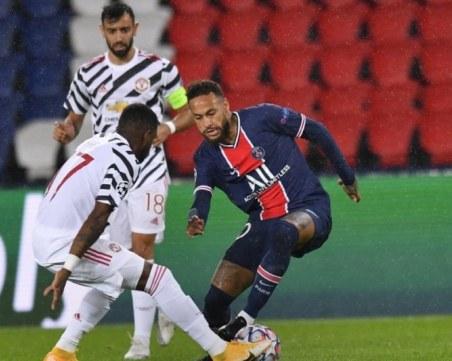 Юнайтед шокира ПСЖ насред Париж, Барса и Юве победиха без проблем
