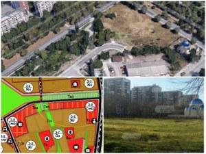 Парк или нови жилищни мастодонти?  Неясна е съдбата на апетитен имот край Братската могила