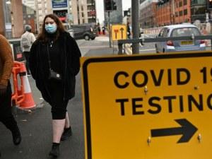 Великобритания мина 21 000 заразени за ден, смъртните случаи рязко нагоре