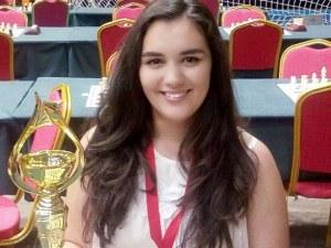 Виктория Радева стана шампион в Северна Македония