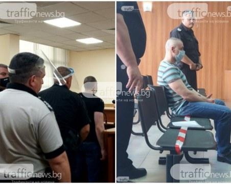 Дечкин, обвинен в бруталното убийство на милионерка в Пловдив, иска да излезе от ареста