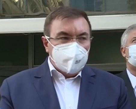 Костадин Ангелов: Директорите на РЗИ-тата стават здравни министри на областите