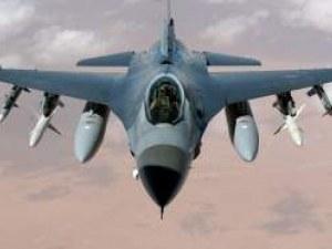САЩ дава на България два изтребители Ф-16