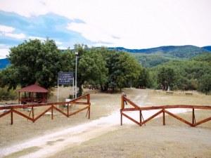 След дарението на Делян Пеевски: Новият парк над село Црънча вече е факт