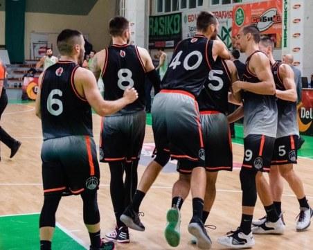 Академик започна с драматична победа в Балканската лига
