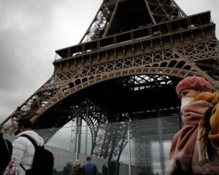 Франция въвежда вечерен час за 46 млн. души