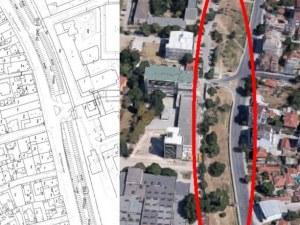 Изтеглиха предложението за даването на 7,3 дка от Пещерско шосе за паркинг