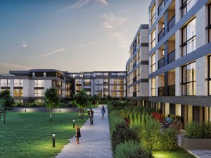 Просторен, слънчев и луксозен – строят нов комплекс край Гребната база на изгодни цени