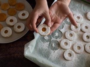 Вкусно и лесно: Бисквитки с оризово брашно