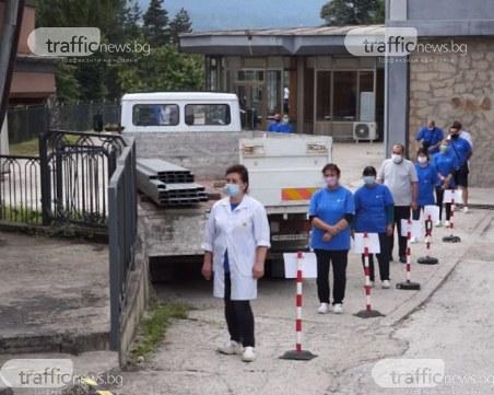 Кои са контактните лица, които ще бъдат карантинирани в случай на случай на коронавирус?