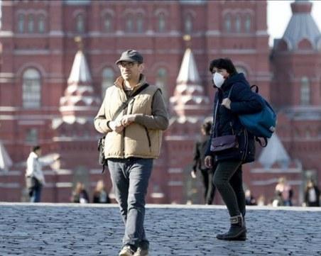 Русия с нов рекорд! 1% от населението на страната вече е било с COVID