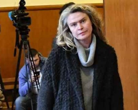 Жената на Божков излиза на свобода