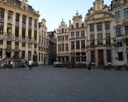 Белгия с нов антирекорд, на първо място е по заразени в Европа на 100 хил. души