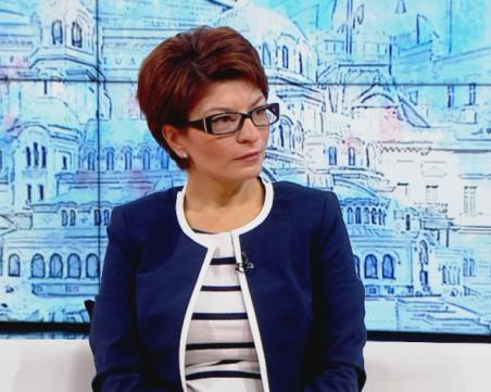 Десислава Атанасова:  Ще дойде момент за гласуването за избори за ВНС и нова Конституция