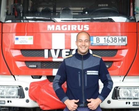 Пловдивският пожарникар Иван Тотев е бил главатарят на бандата, обирала магазини и бензиностанции