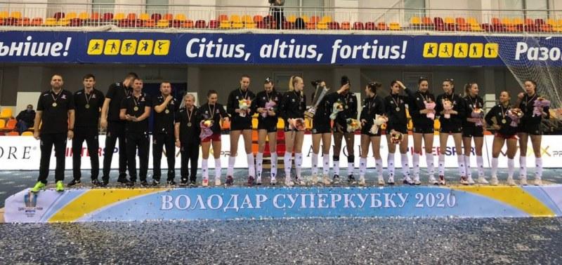 Иван Петков дебютира с трофей начело на Прометей