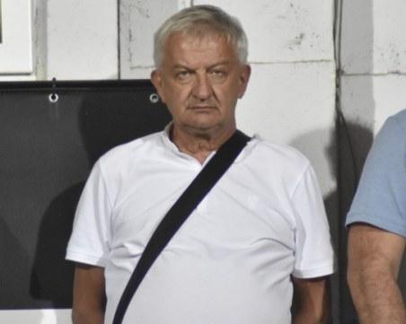 Крушарски: Станем ли шампиони ще дам на момчетата пари, които крия под дюшека