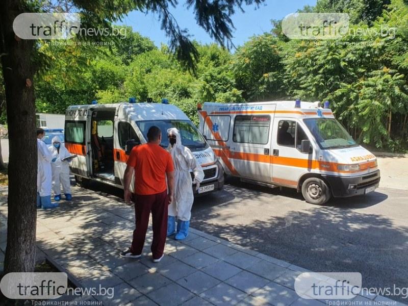 327 положителни  теста в страната, 14 са в Пловдив