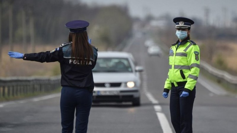 Стотици глобени 50 бона в Румъния за неспазване на мерките