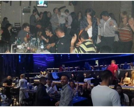 Нелегални хоремаци или барове със строг контрол? В Пловдив разумът надделя над емоцията