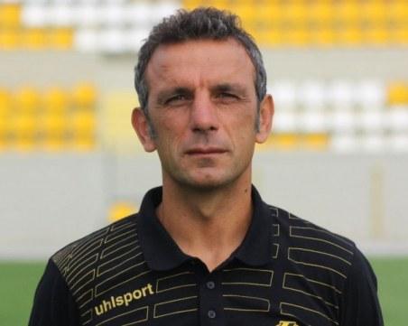 Пепо Пенчев: Надявам се добрата серия да продължи