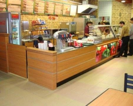 Солена глоба за известна верига ресторанти в Пловдив