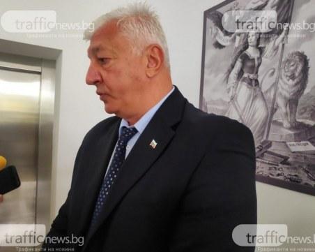 Зико се чувства добре, започват да тестват служители в Община Пловдив