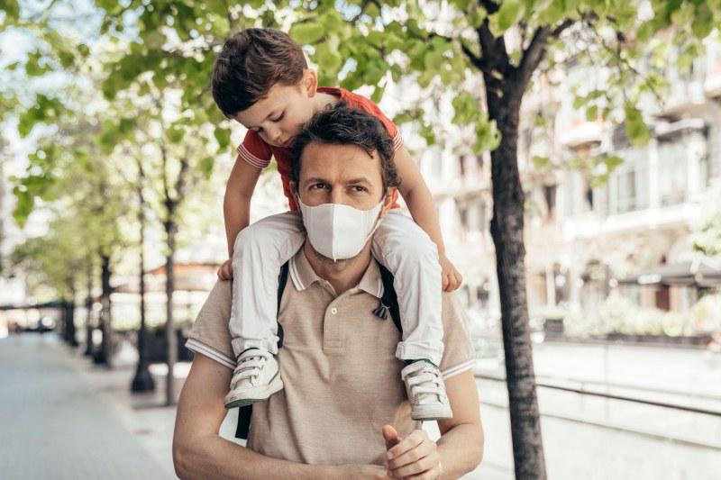 Какъв е шансът да се разболеете, ако сте с маска?