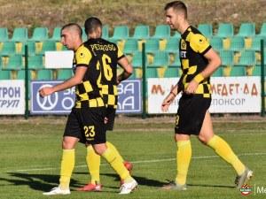 Ботев се справи със съименниците си от Враца и записа втора поредна победа