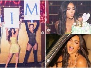 Ким Кардашиян и епичното парти за 40-тия и юбилей