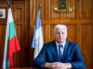 Кметът на Пловдив е с COVID-19