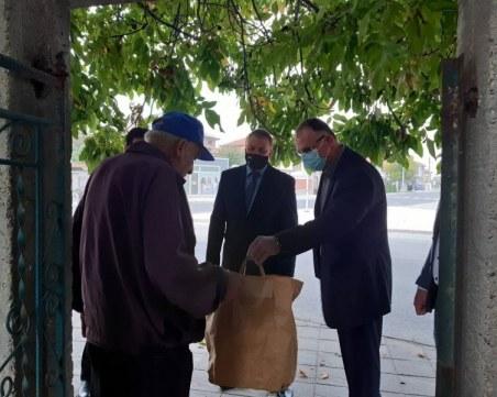 Арест за мъжа, нападнал и обра 72-годишен мъж край Пловдив