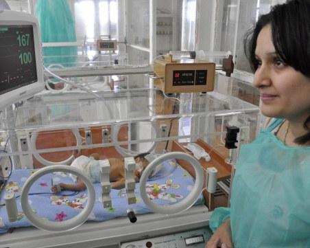 Жена с COVID-19 роди здраво дете, мъжът й почина в хасковска болница