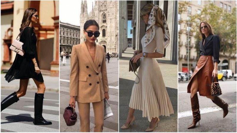 8 грешки, заради които никога няма да бъдете модна икона