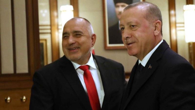 Ердоган с писмо до Бойко Борисов, предлага помощ при лечението му с COVID-19