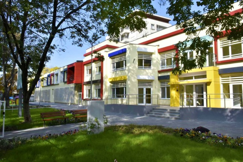 Основно ремонтирана детска градина в Пловдив отваря врати